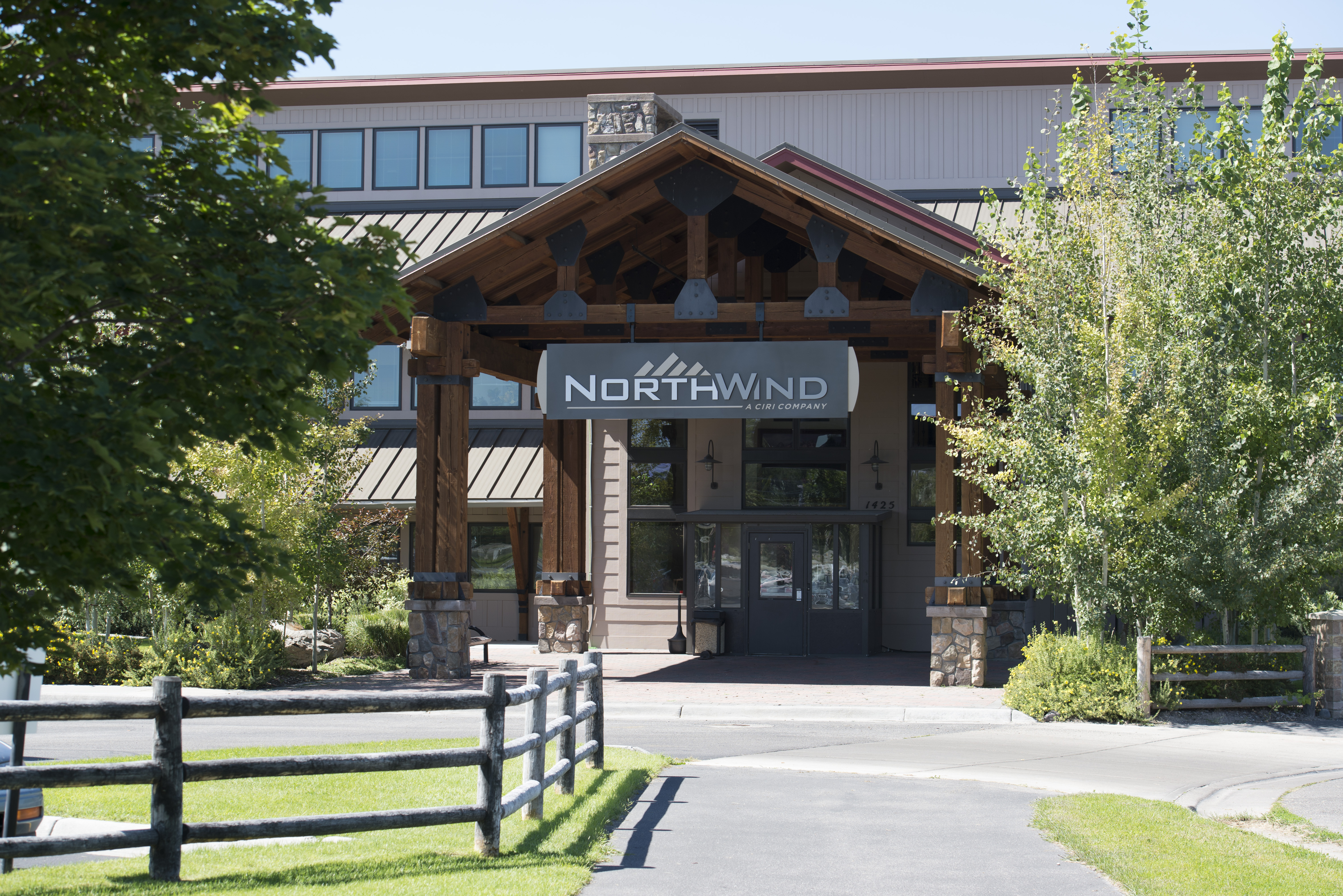 North Wind offices in Idaho Falls, Idaho. Photo by Jason Moore.