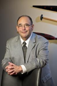 Greg Razo, CIRI vice president, Government Contracting, and CIRI shareholder.