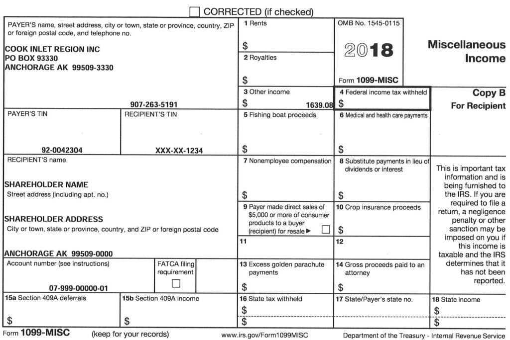 Tax Information Ciri