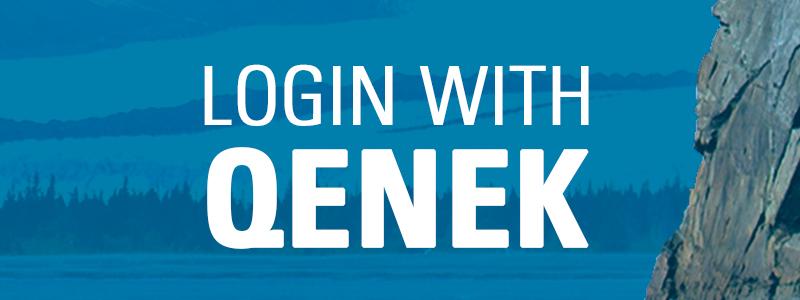 Login-Qenek